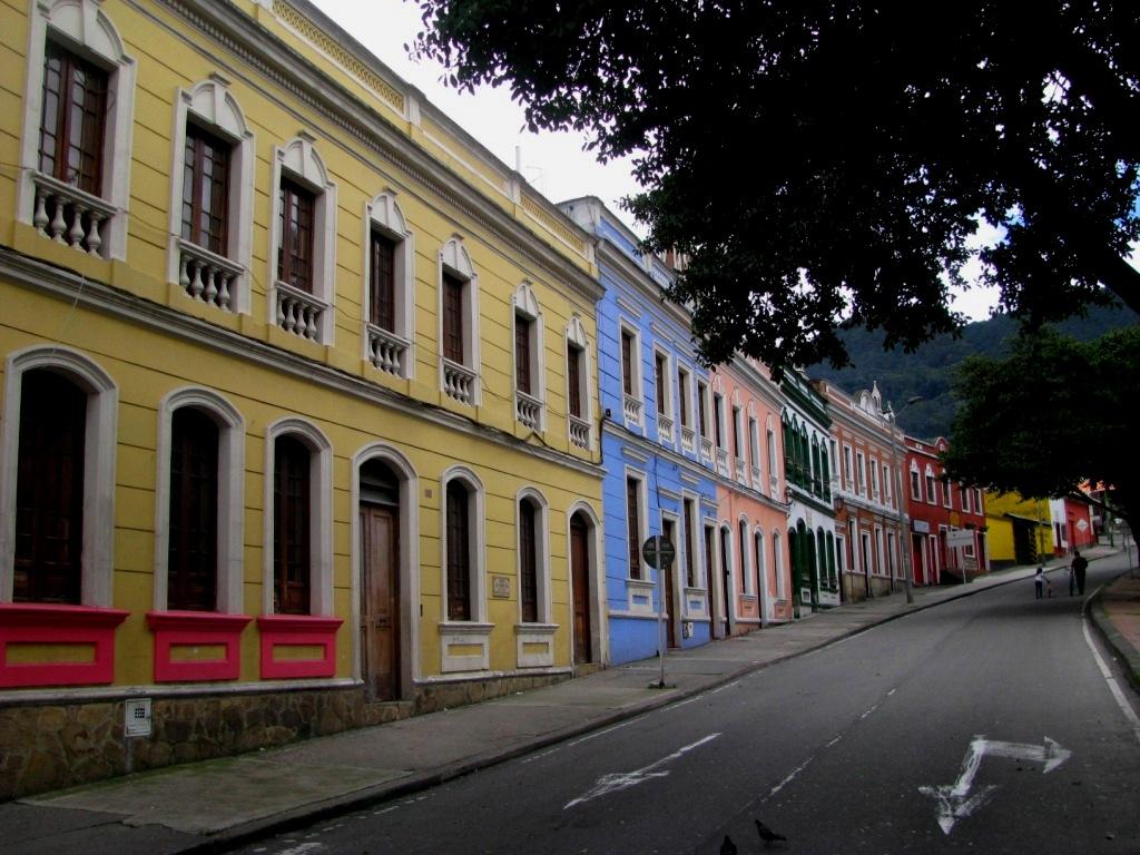 Bogota, Colombia, April 2012