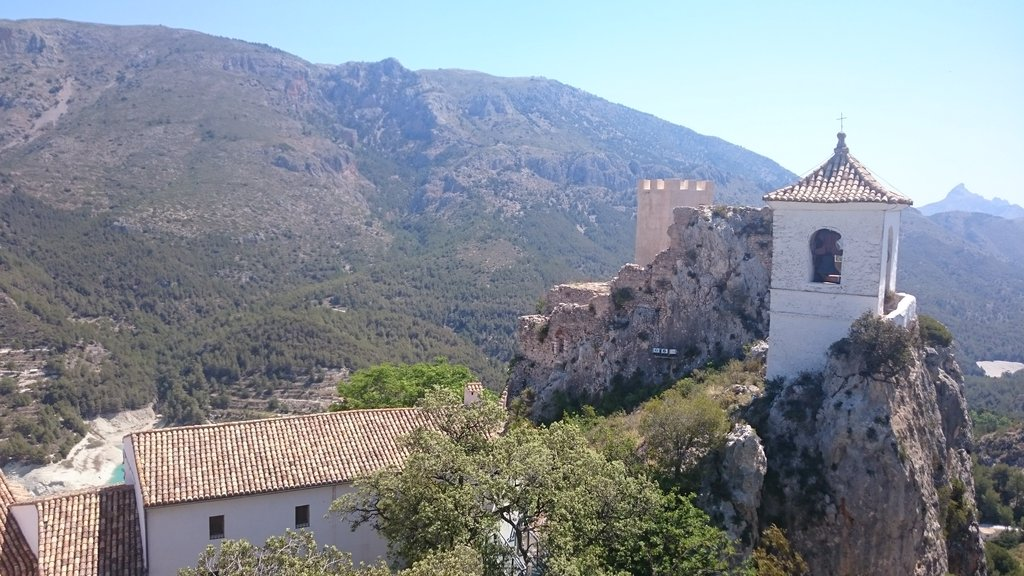 El Castell de Guadalest: