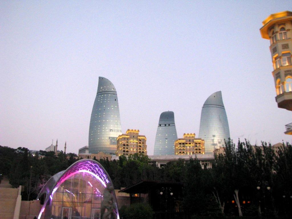 Baku, Azerbaijan, June 2012