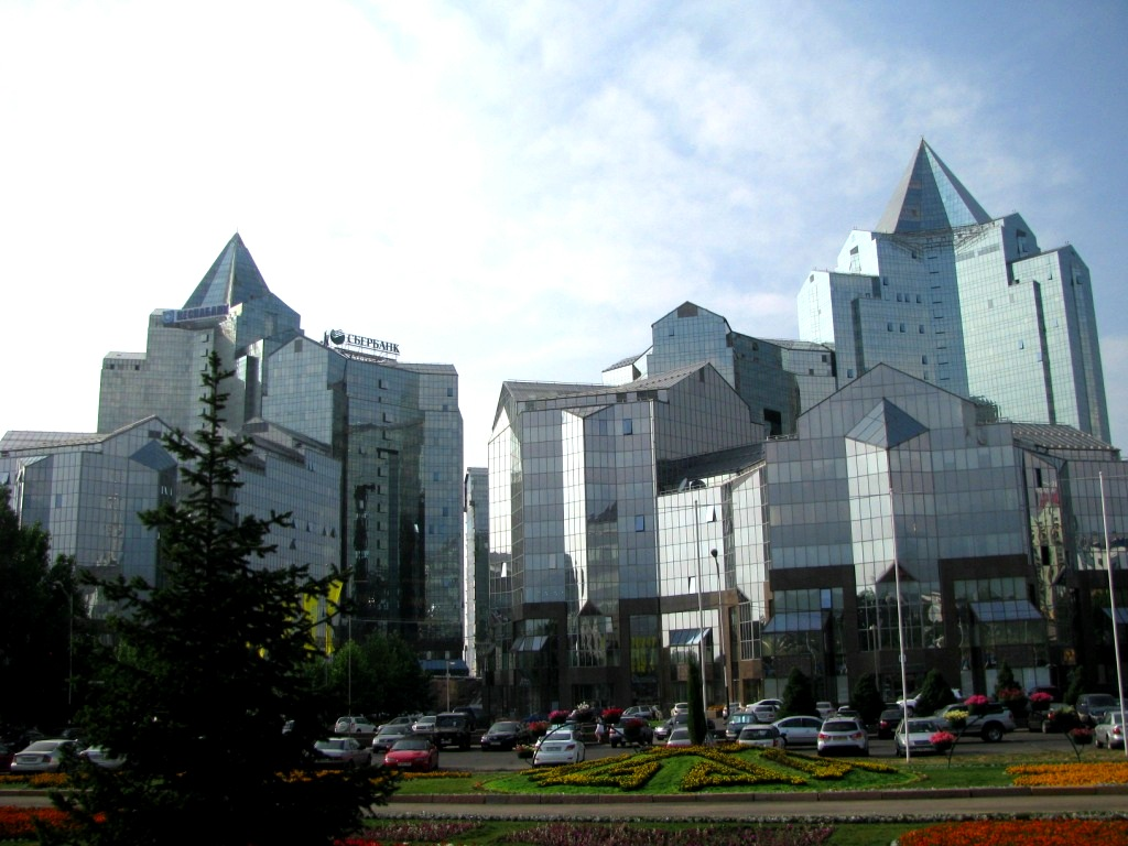 Almaty, Kazakhstan, July 2012