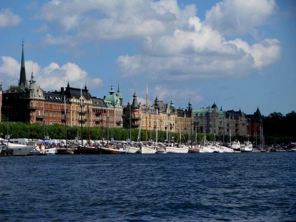 Stockholm, Sweden, August 2012