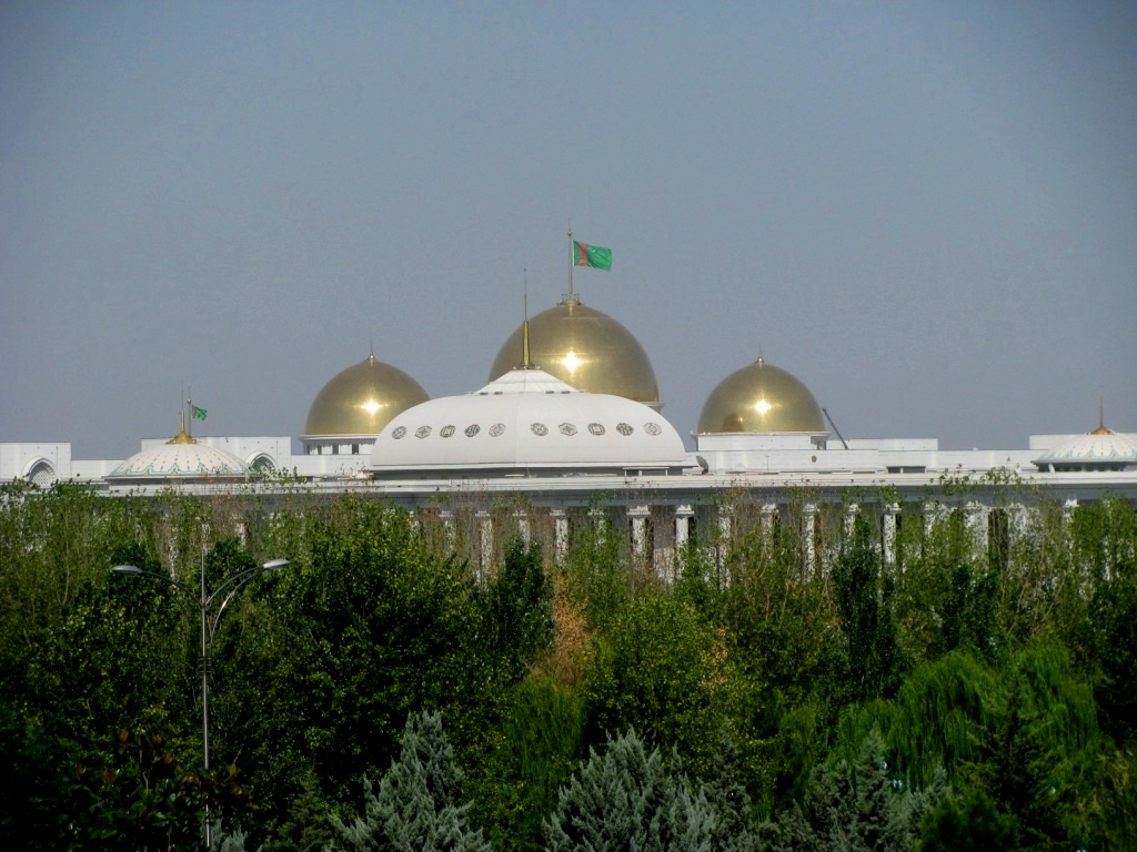 Ashgabat, Turkmenistan, August 2012