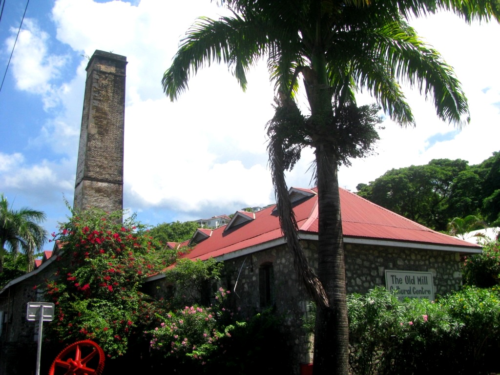 Roseau, Dominica, September 2012