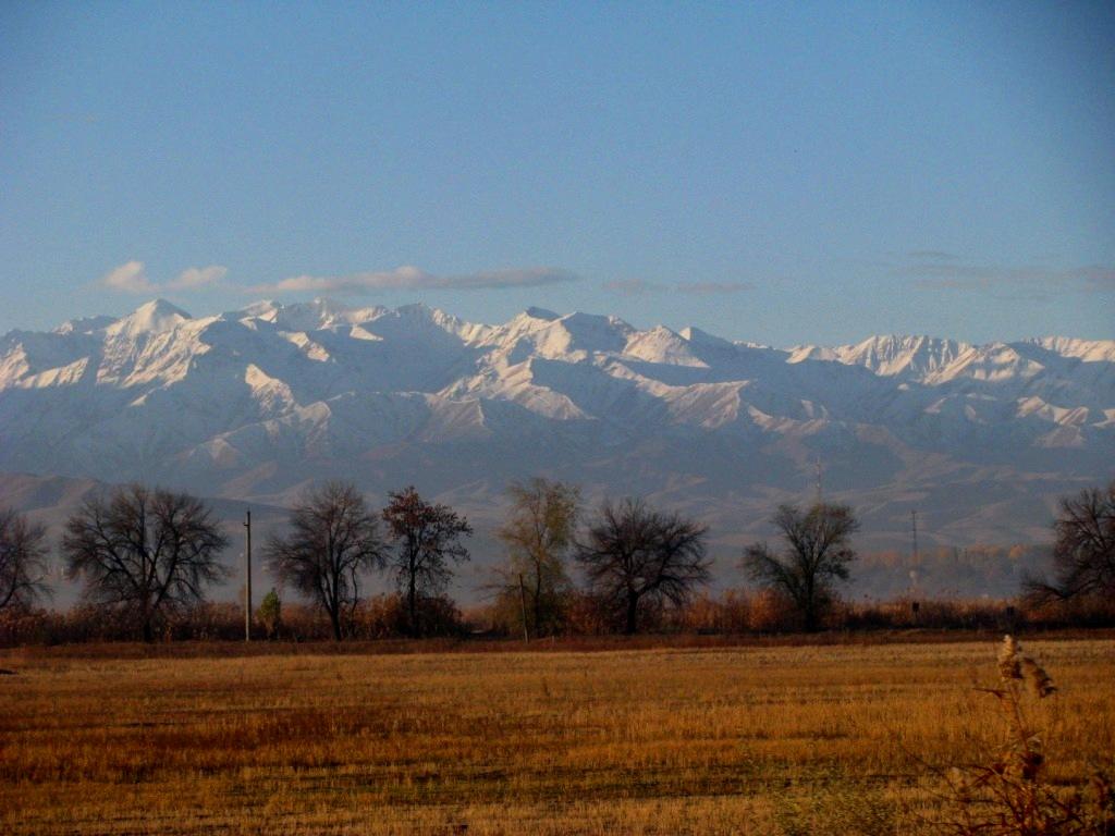 Tokmok, Kyrgyzstan, October 2012