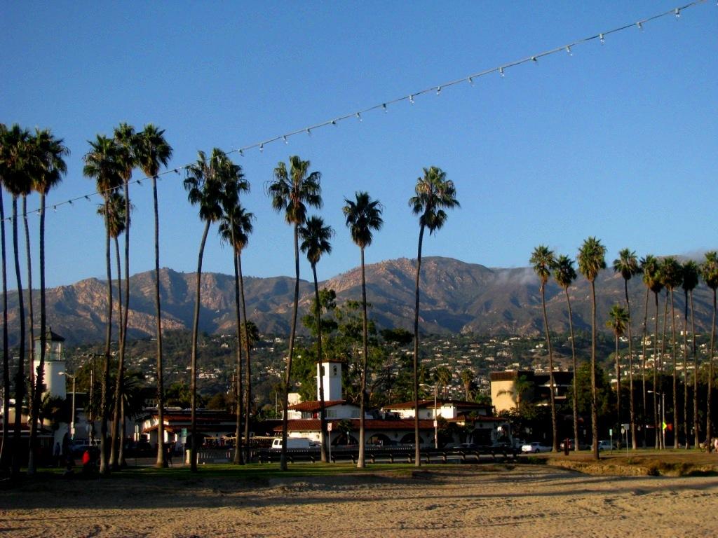 Santa Barbara, USA, November 2012
