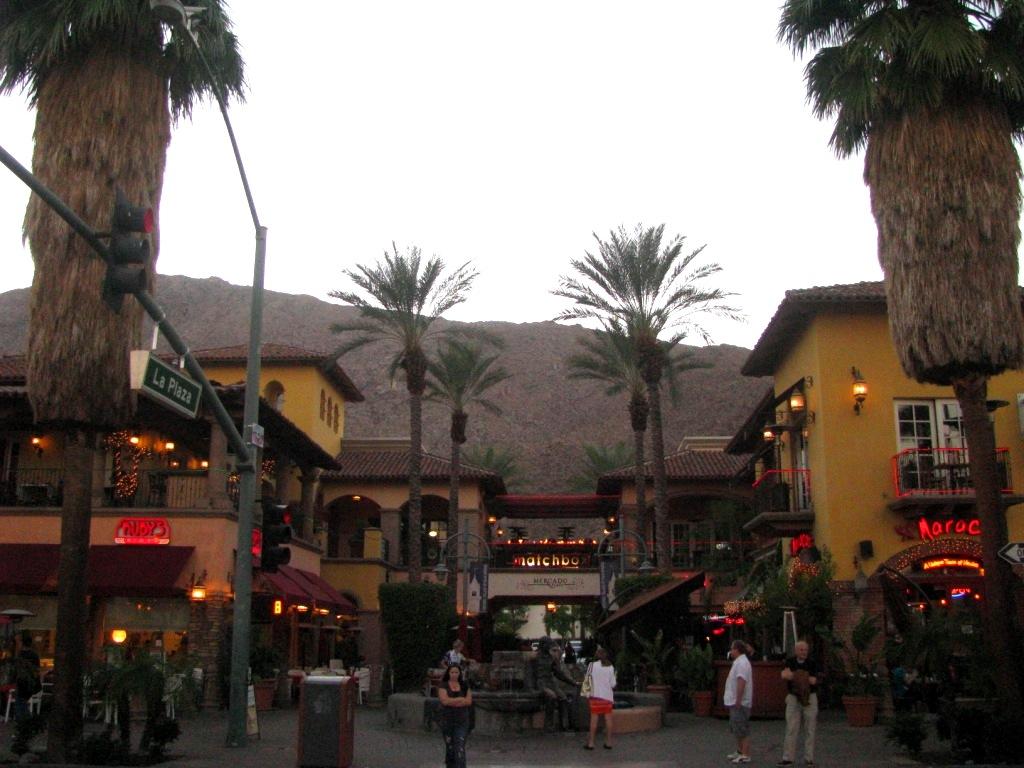 Palm Springs, USA, November 2012