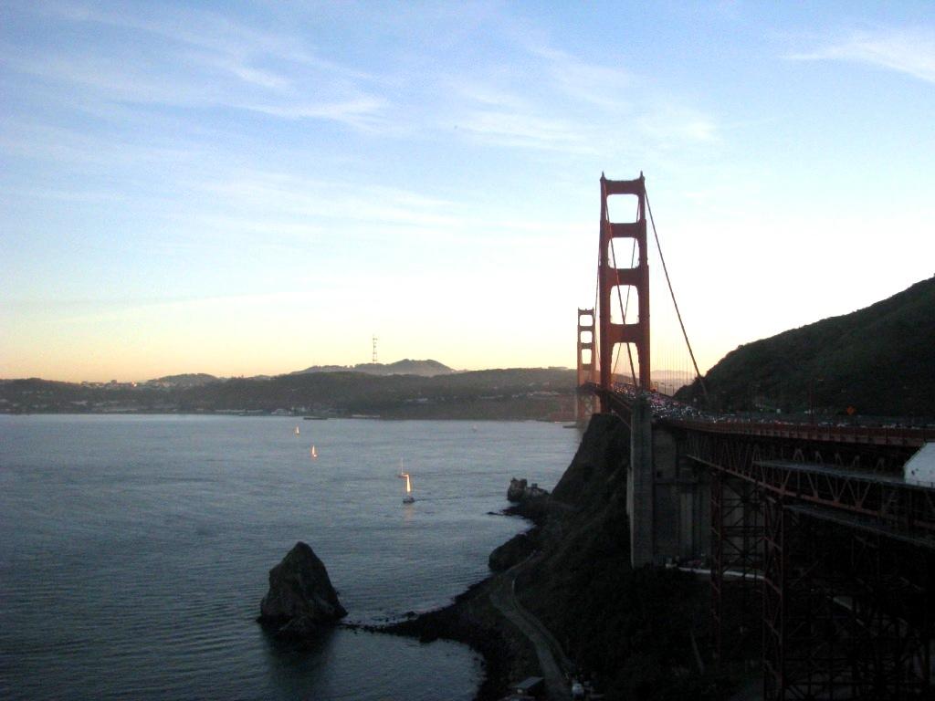 San Francisco, USA, November 2012