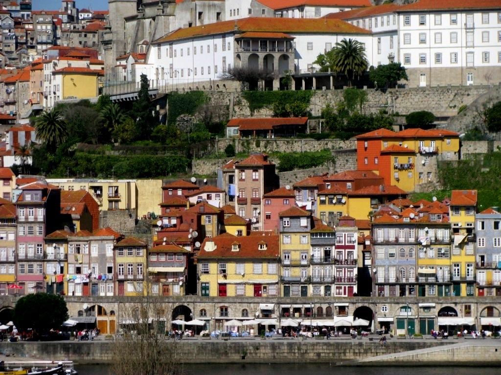 Porto, Portugal, February 2013