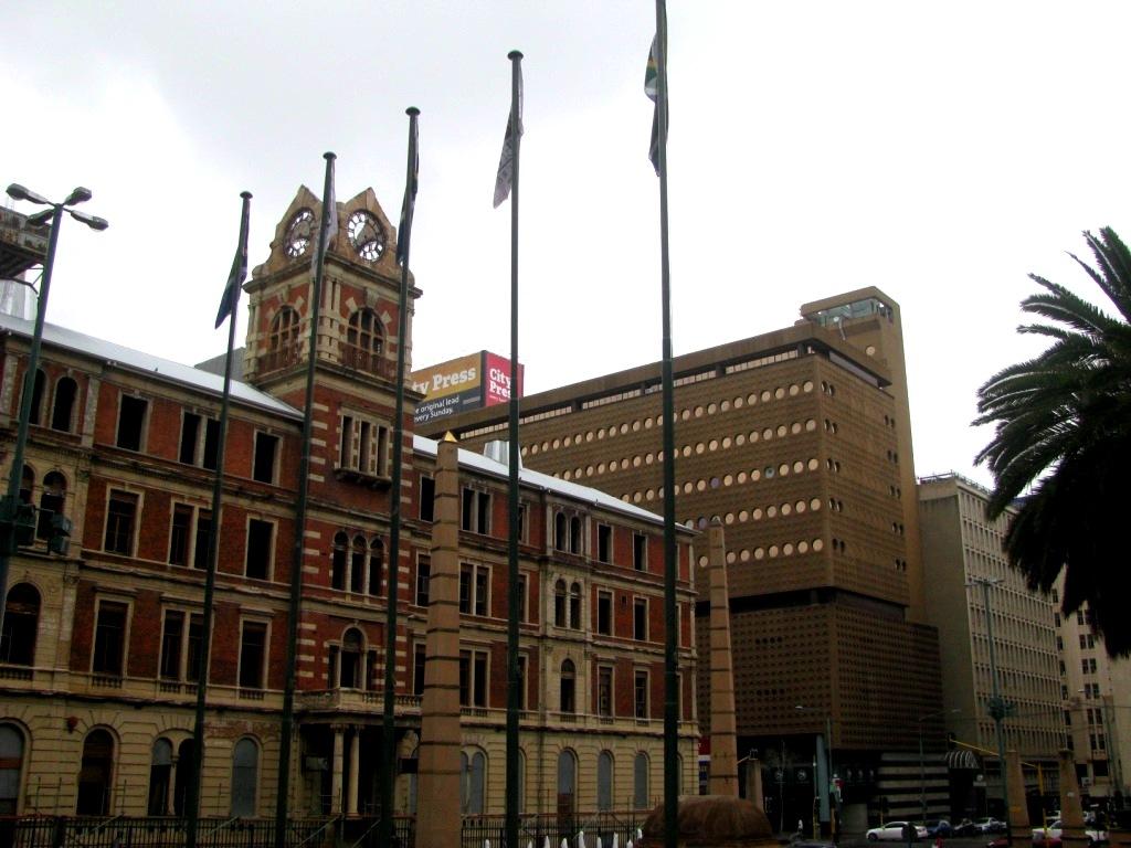 Johannesburg, South Africa, April 2013