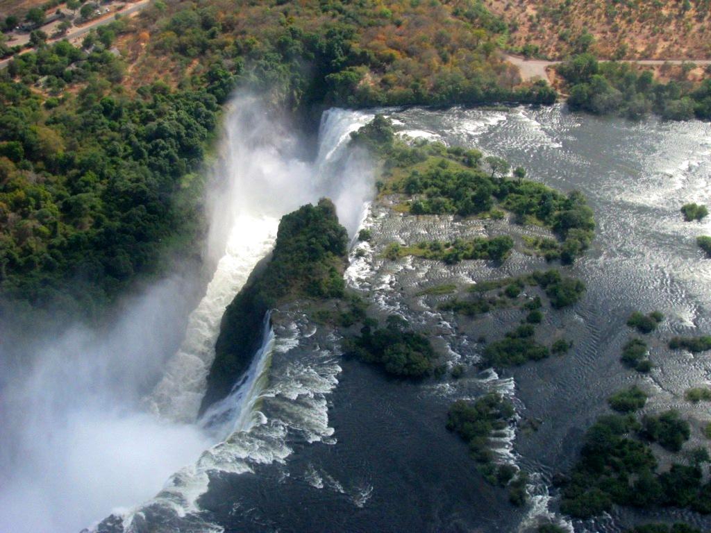 Victoria Falls, Zimbabwe, April 2013