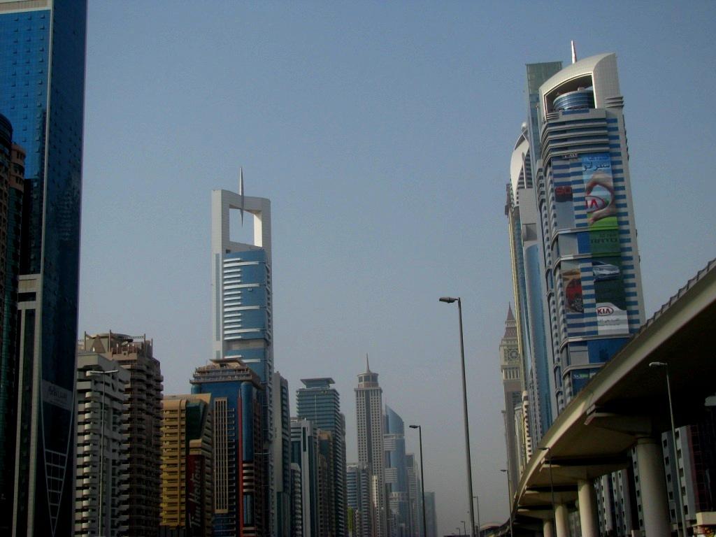 Dubai, UAE, June 2013