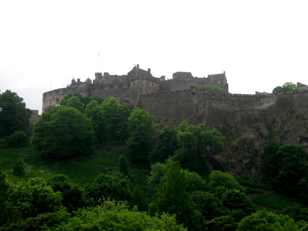 Edinburgh, United Kingdom, June 2013