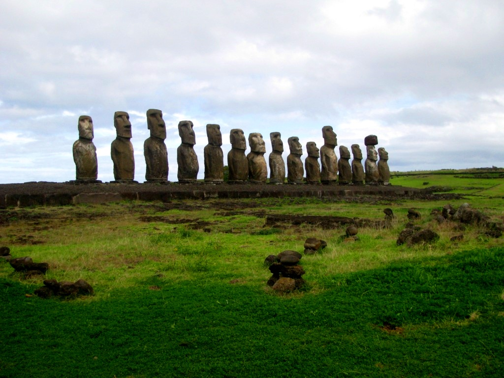 Easter Island, Easter Island, August 2013