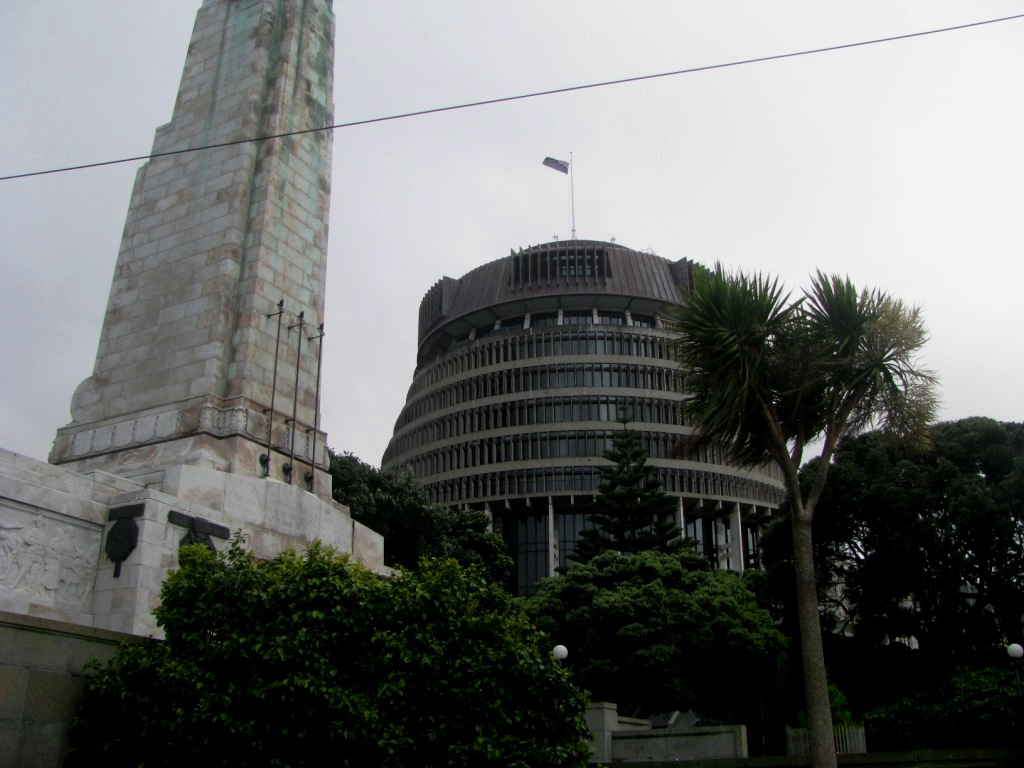 Wellington, New Zealand, October 2013