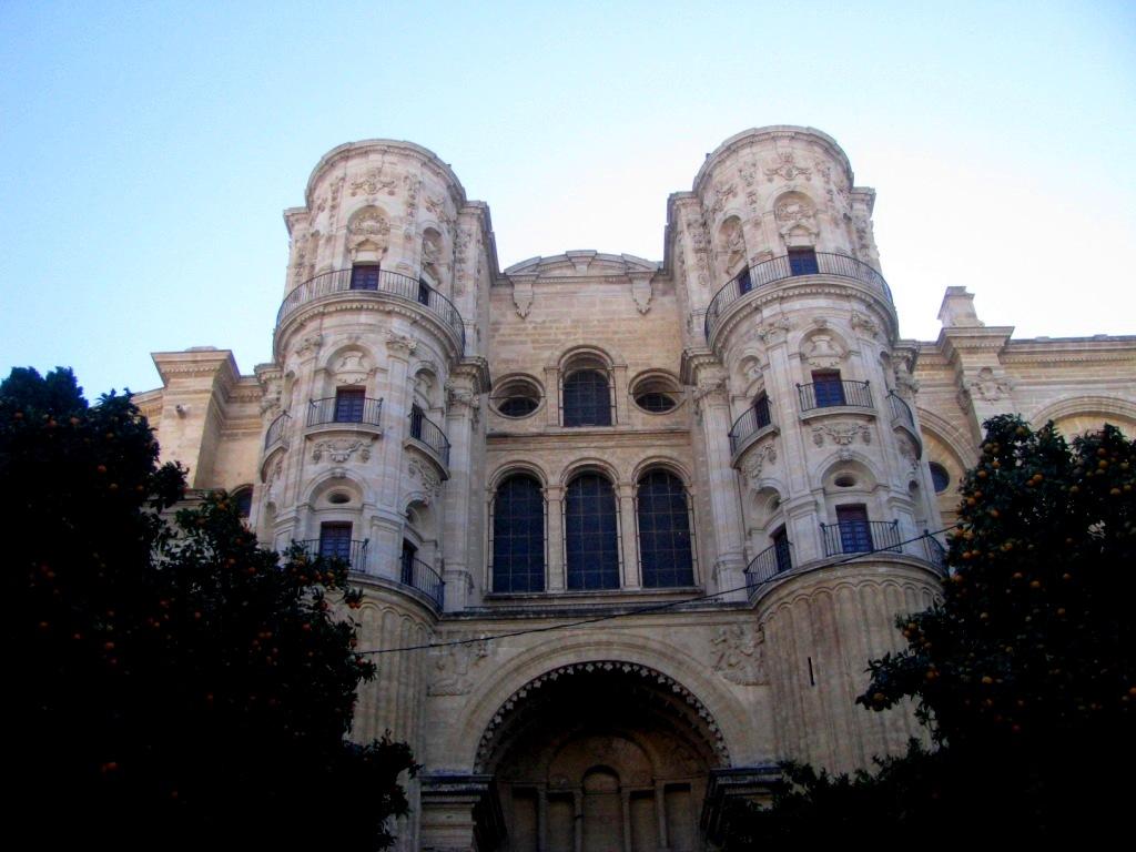 Malaga, Spain, November 2013