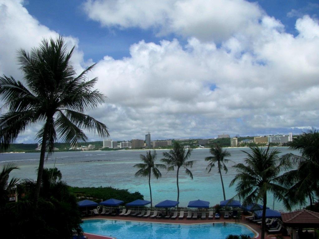 Tumon, Guam, April 2014
