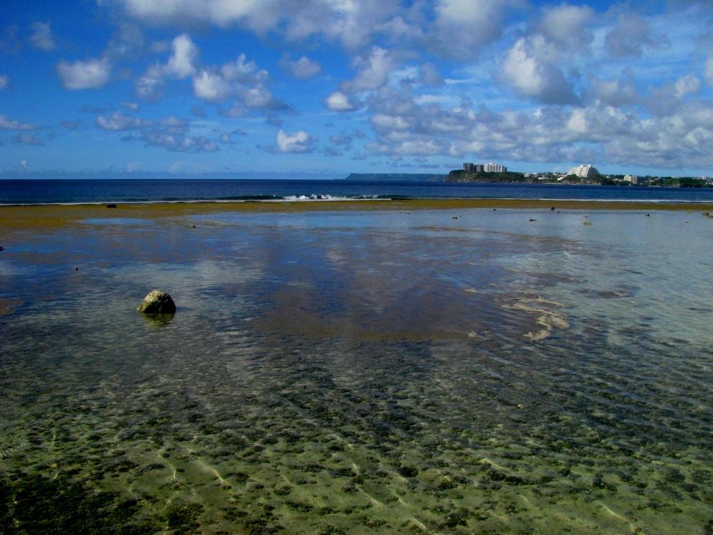 Hagatna, Guam, April 2014