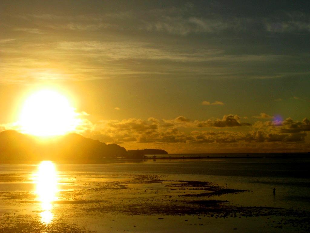 Koror, Palau, April 2014