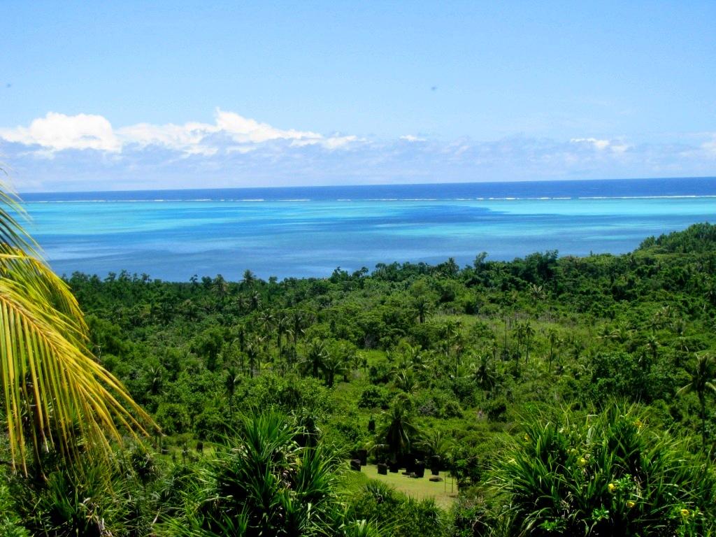 Badrulchau, Palau, April 2014