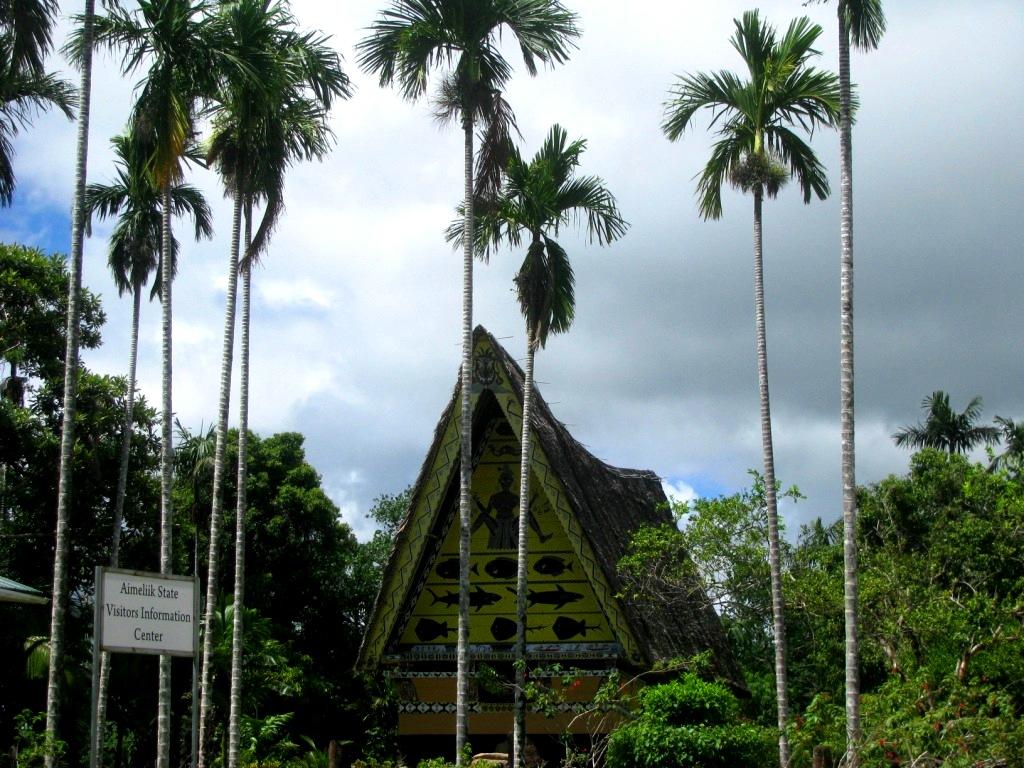 Ngerkeai, Palau, April 2014