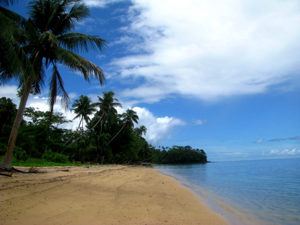 Palau, Palau, April 2014