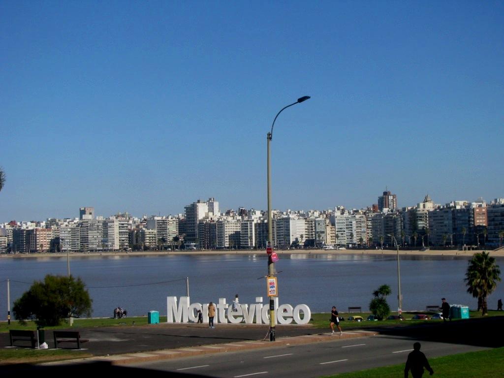 Montevideo, Uruguay, May 2014