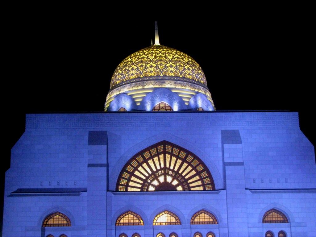 Muscat, Oman, September 2014