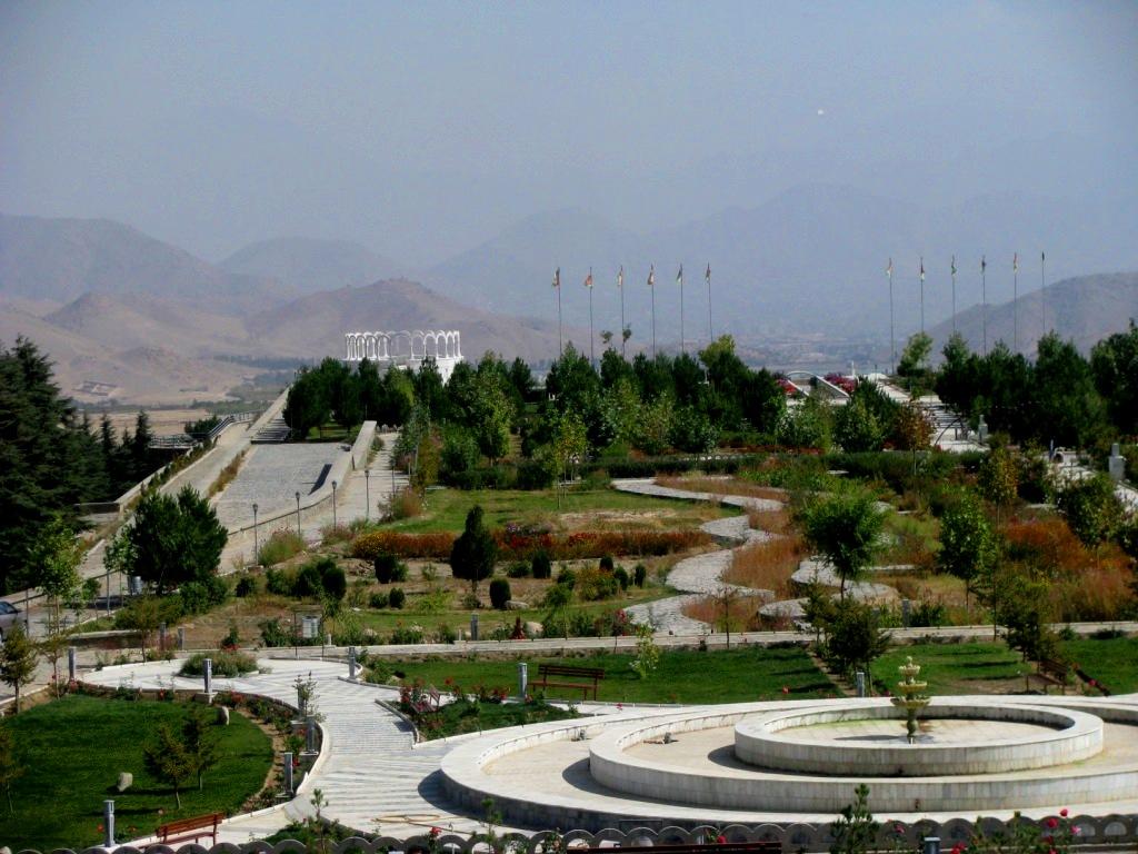 Kabul, Afghanistan, October 2014