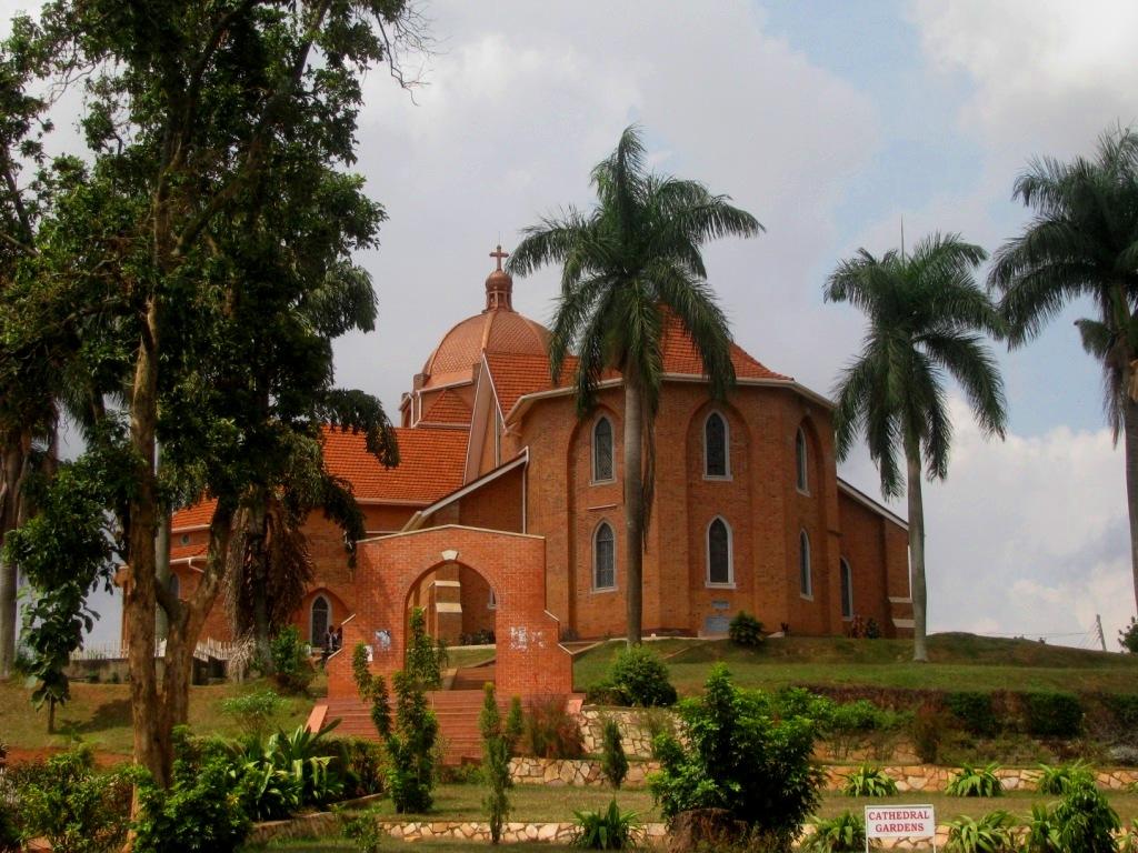 Kampala, Uganda, July 2015