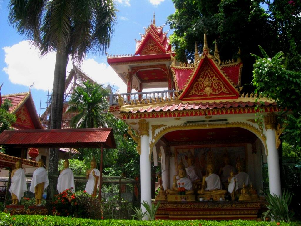 Vientiane, Laos, August 2015