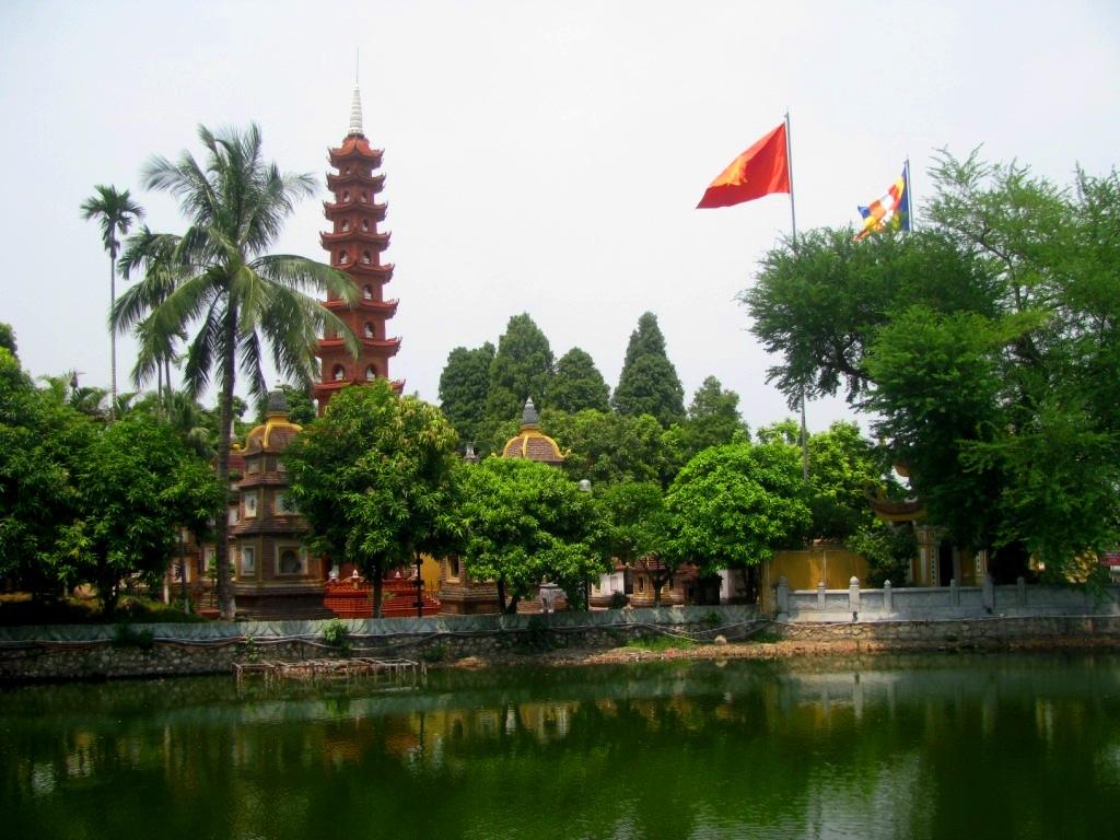 Hanoi, Vietnam, August 2015