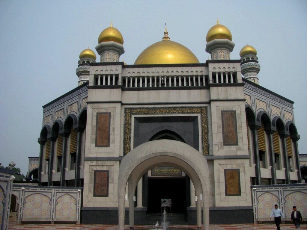 Bandar Seri Begawan, Brunei, September 2015