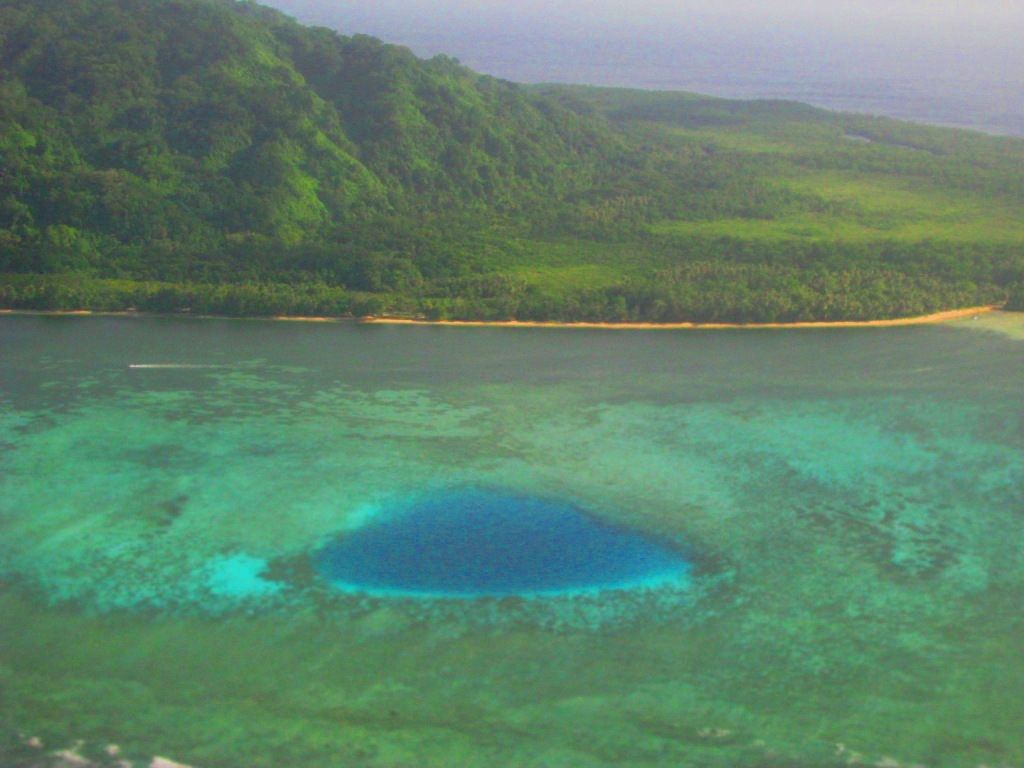 Kosrae, Federated States of Micronesia, February 2016