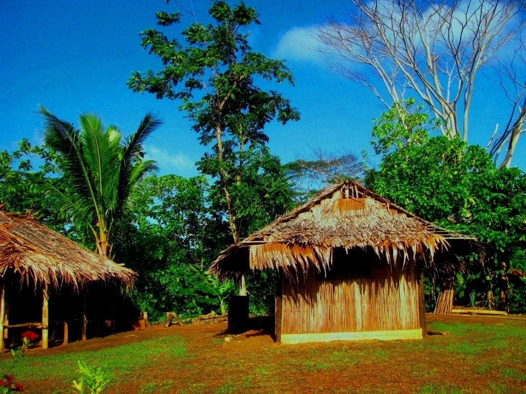 Palikir, Federated States of Micronesia, February 2016