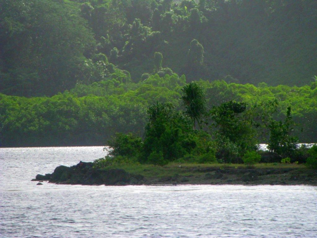 Nihco marine park & resort, Federated States of Micronesia,