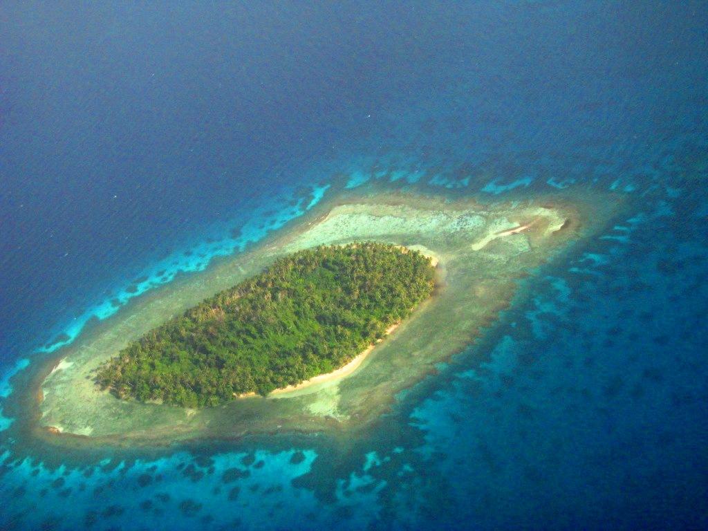 Chuuk, Federated States of Micronesia, February 2016