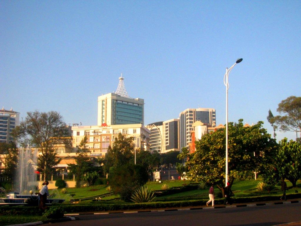 Kigali, Rwanda, March 2016