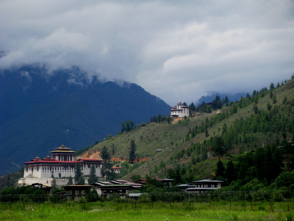 Paro, Bhutan, June 2016