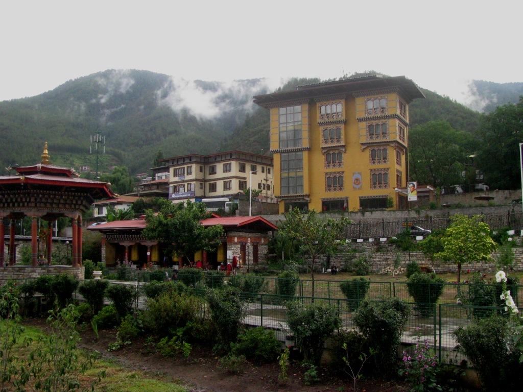 Thimphu, Bhutan, June 2016