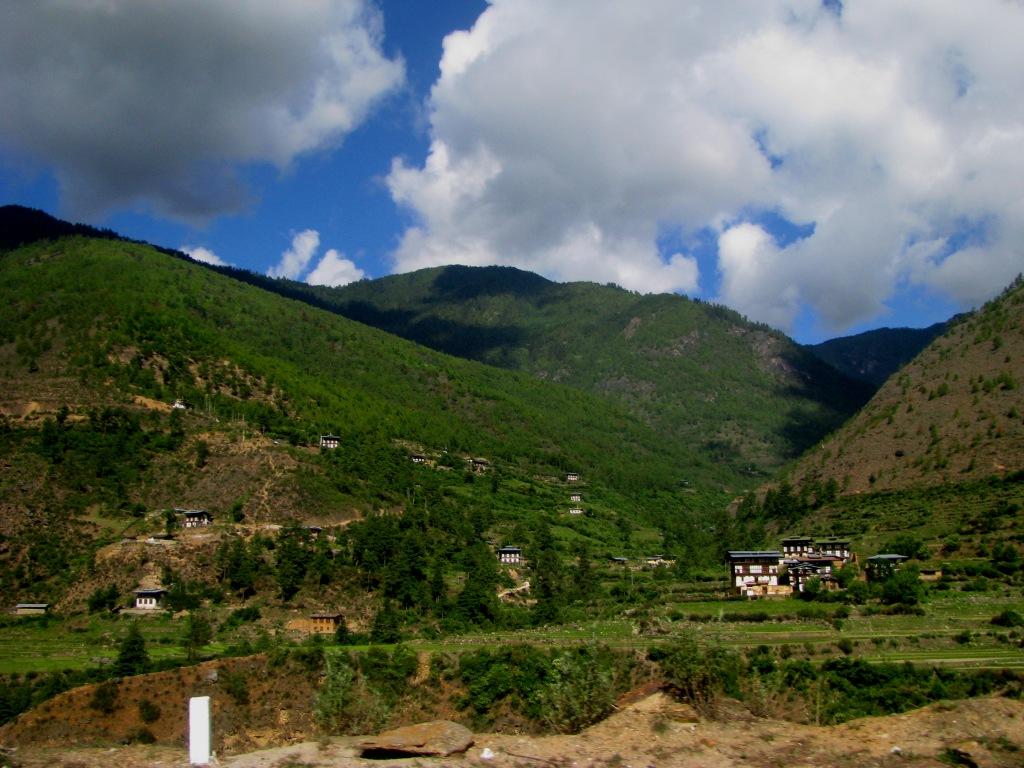 Himalayas, Bhutan, June 2016