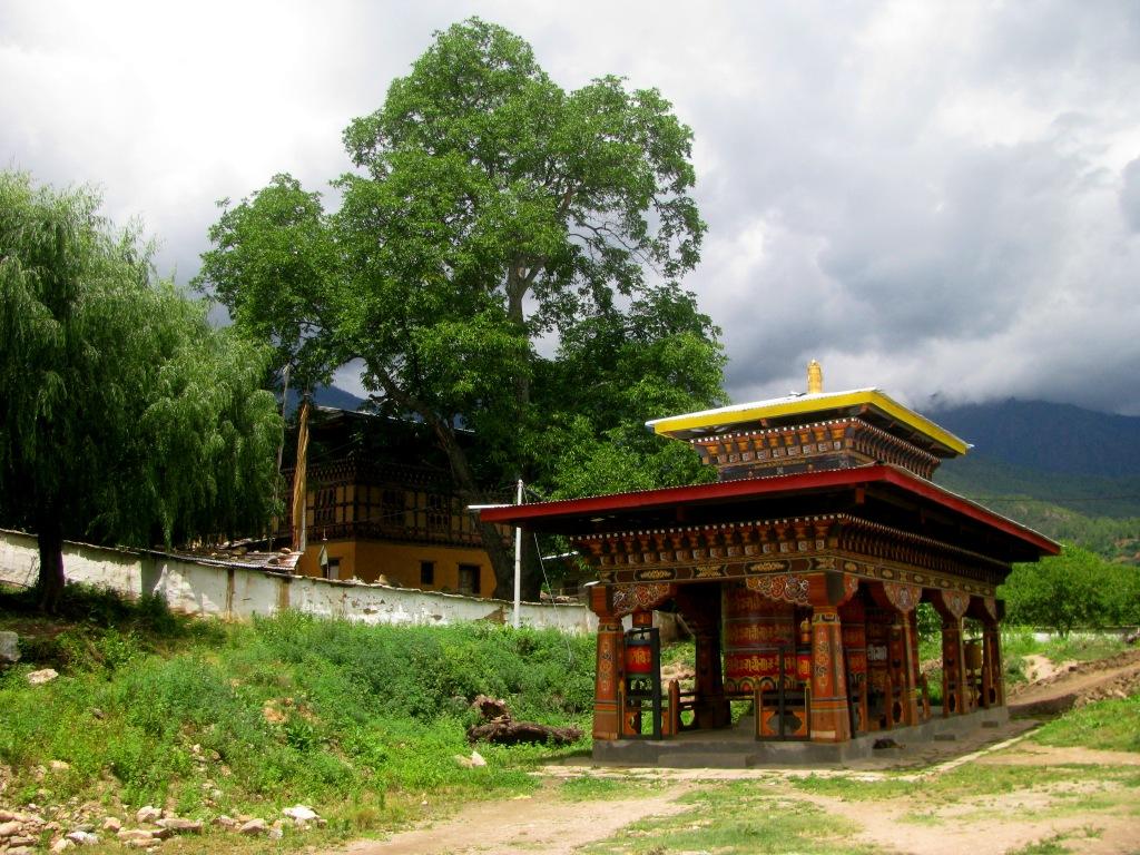 Paro surroundings, Bhutan, June 2016