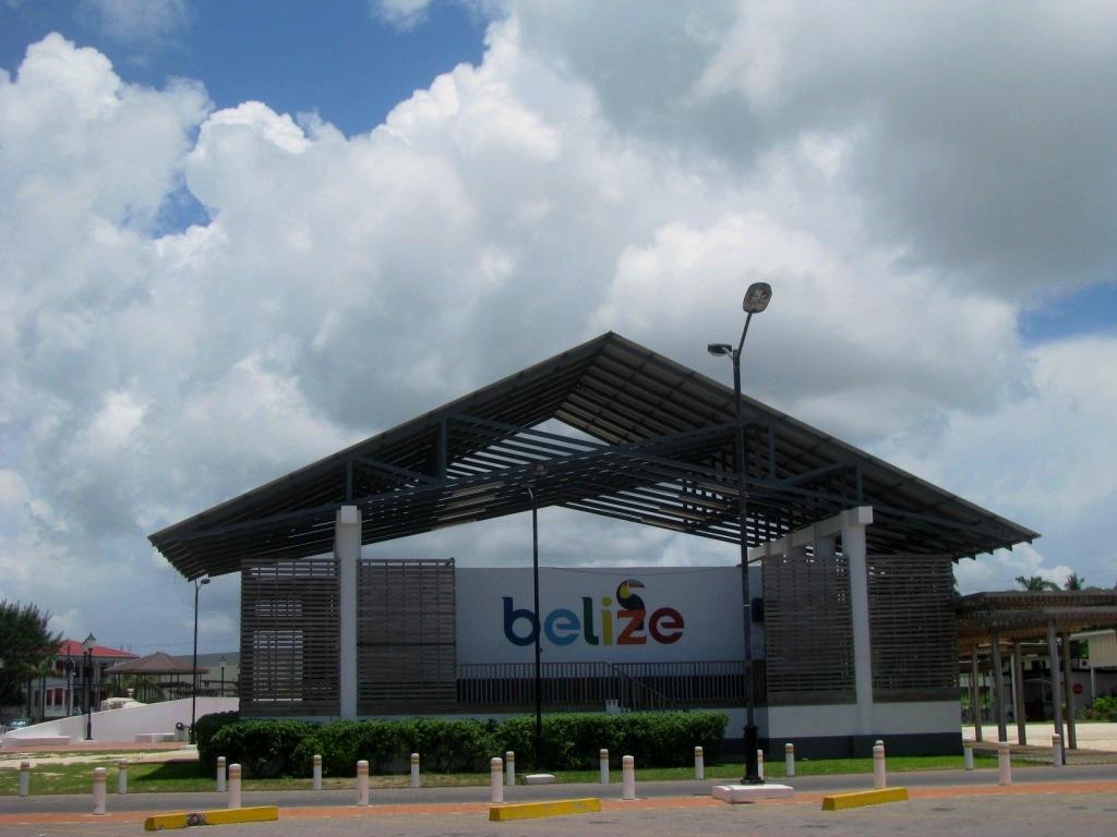Belize City, Belize, July 2016