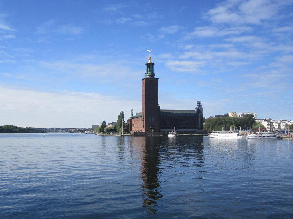 Стокхолм през септември