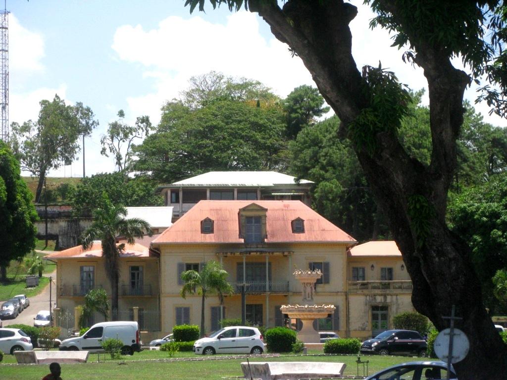 Cayenne, French Guiana, September 2016