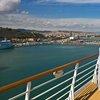 Изглед от пристанището на Барселона