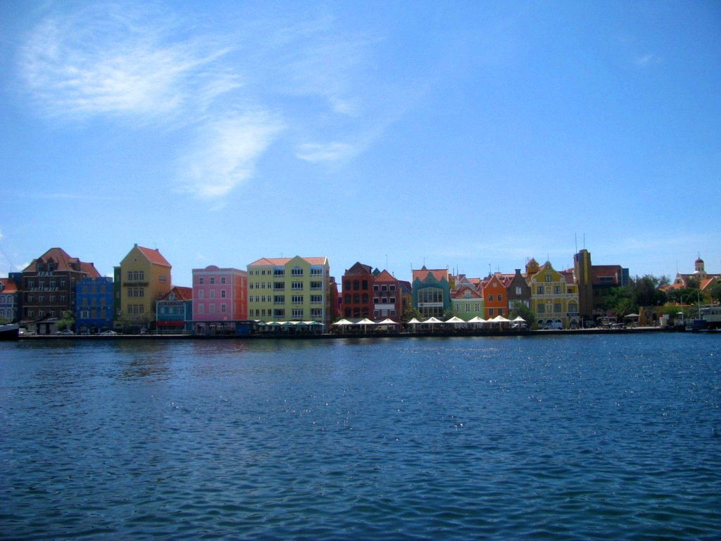 Willemstad, Curacao, September 2016