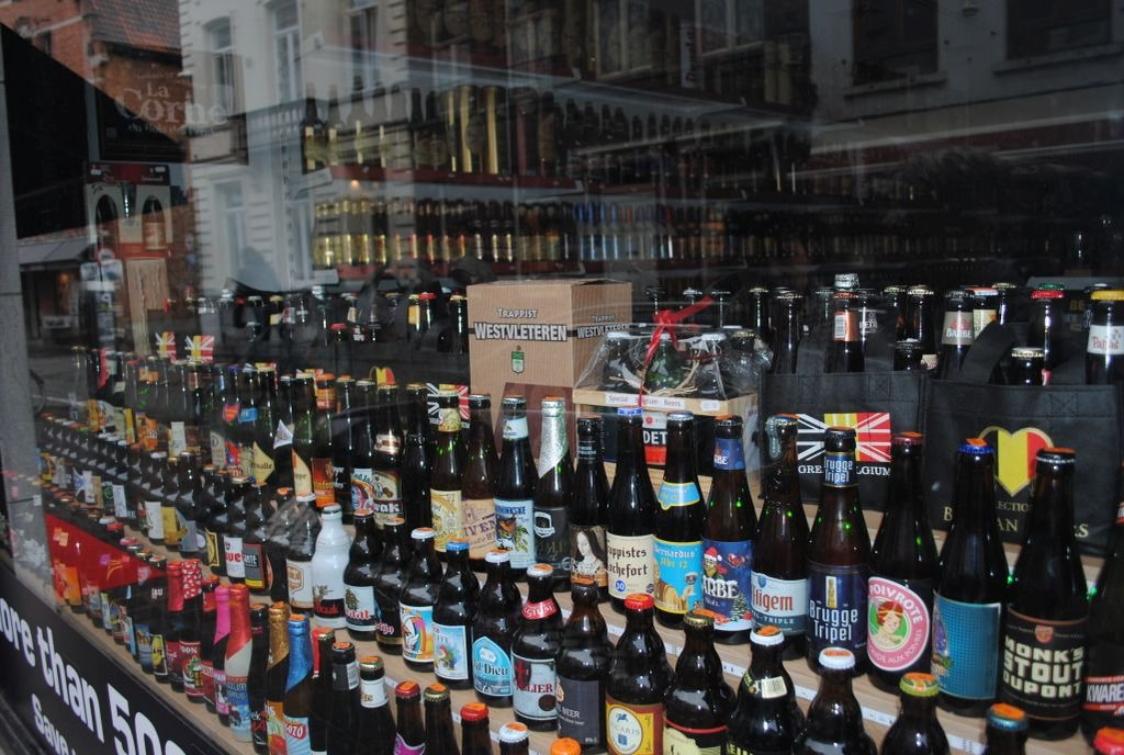 над 500 вида бира!
