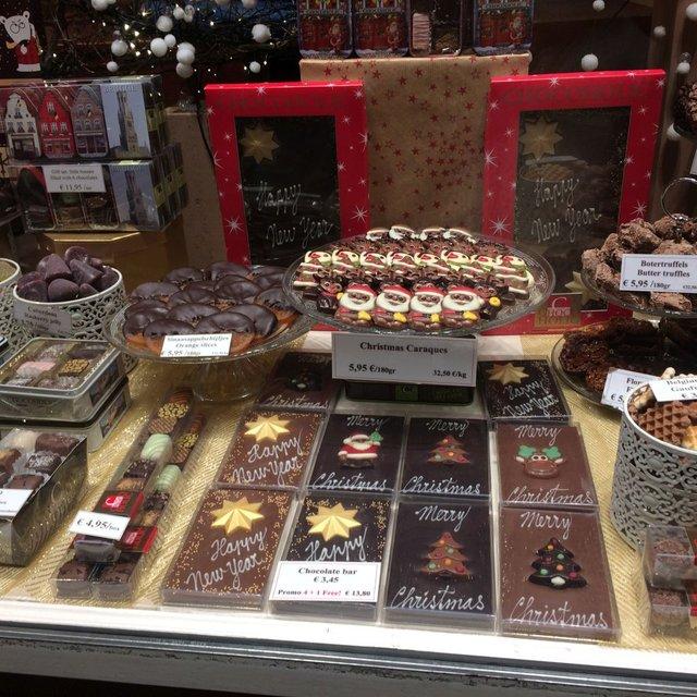 шоколадови вълшебства