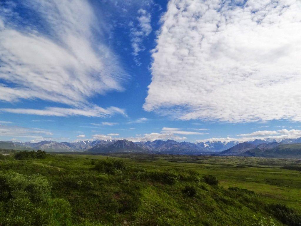 Аляска_Денали, Феърбанкс-Анкъридж