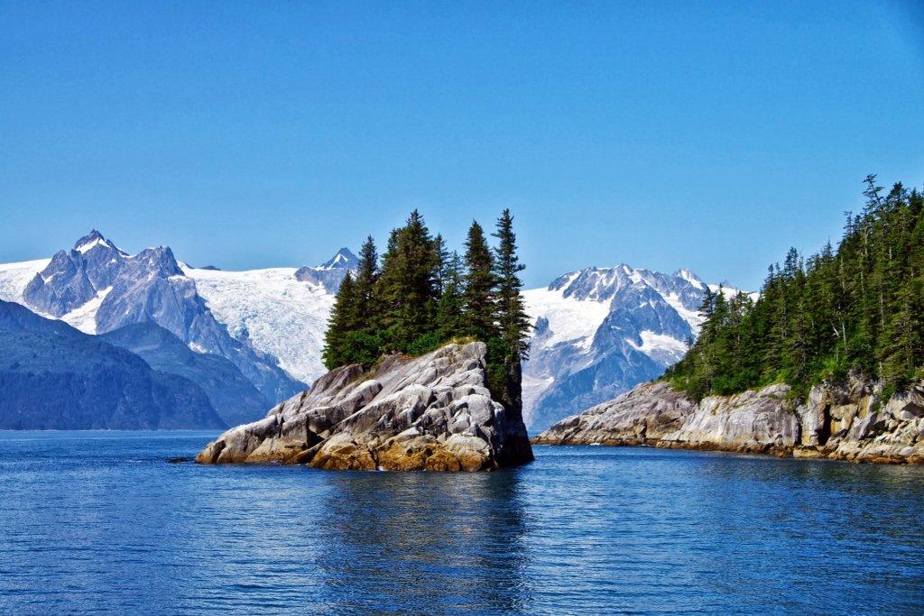 Аляска_Фиордите на полуостров Кенай